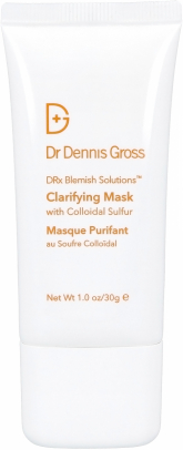 Clarifying Colloidal Sulphur Mask