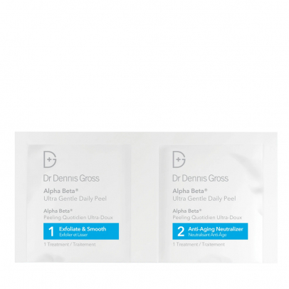 Alpha Beta® Peel Ultra Gentle Packettes