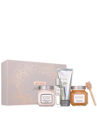 Luxe Indulgences Ambre Vanille Luxe Body Collection i gruppen For Her hos COW parfymeri AB (12704601)
