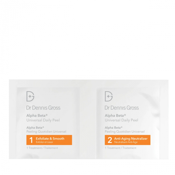 Alpha Beta Daily face Peel Universal 2 steps- Packettes i gruppen JUL  / Ikoniska produkter hos COW parfymeri AB (542310)