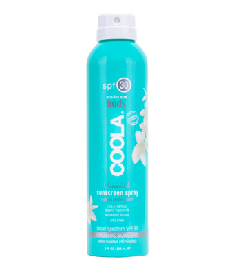 Body Continuous Spray SPF 30 Unscented